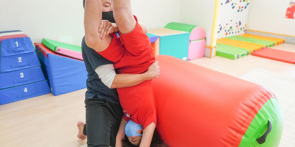 アクロバット体操教室